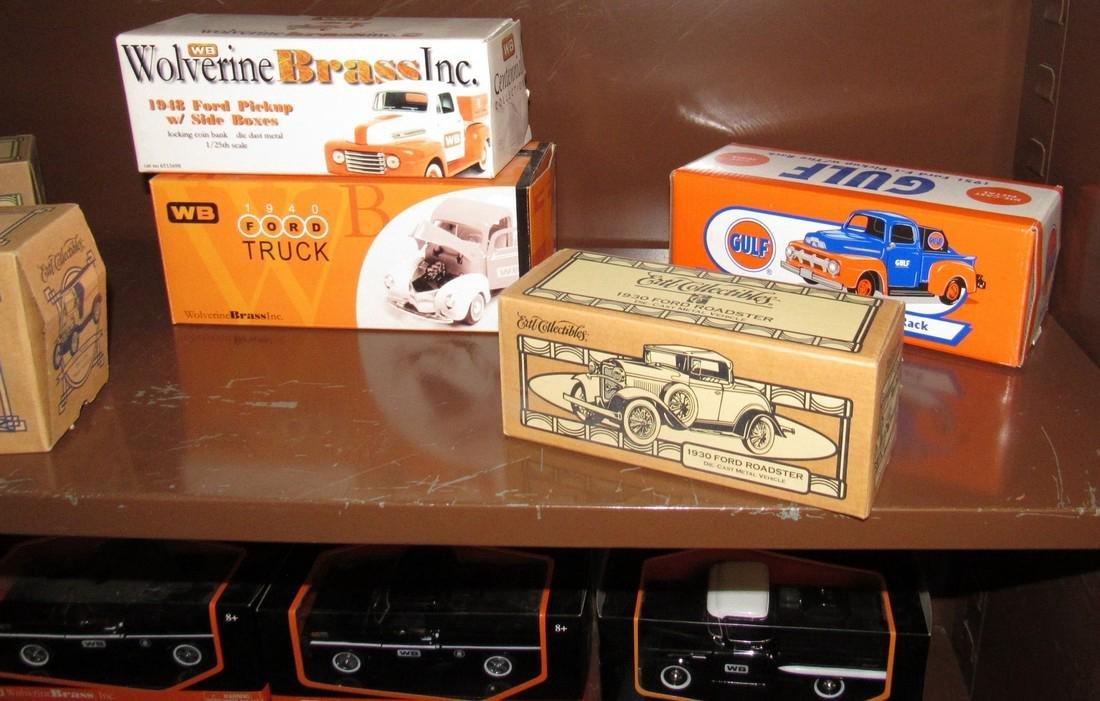 27 Wolverine Brass Ertl Diecast Toy Cars & Trucks - 4