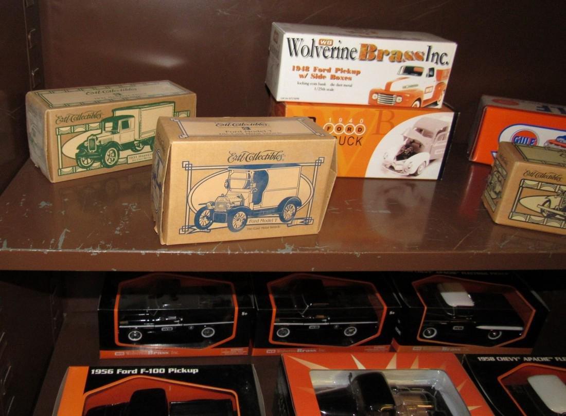 27 Wolverine Brass Ertl Diecast Toy Cars & Trucks - 5