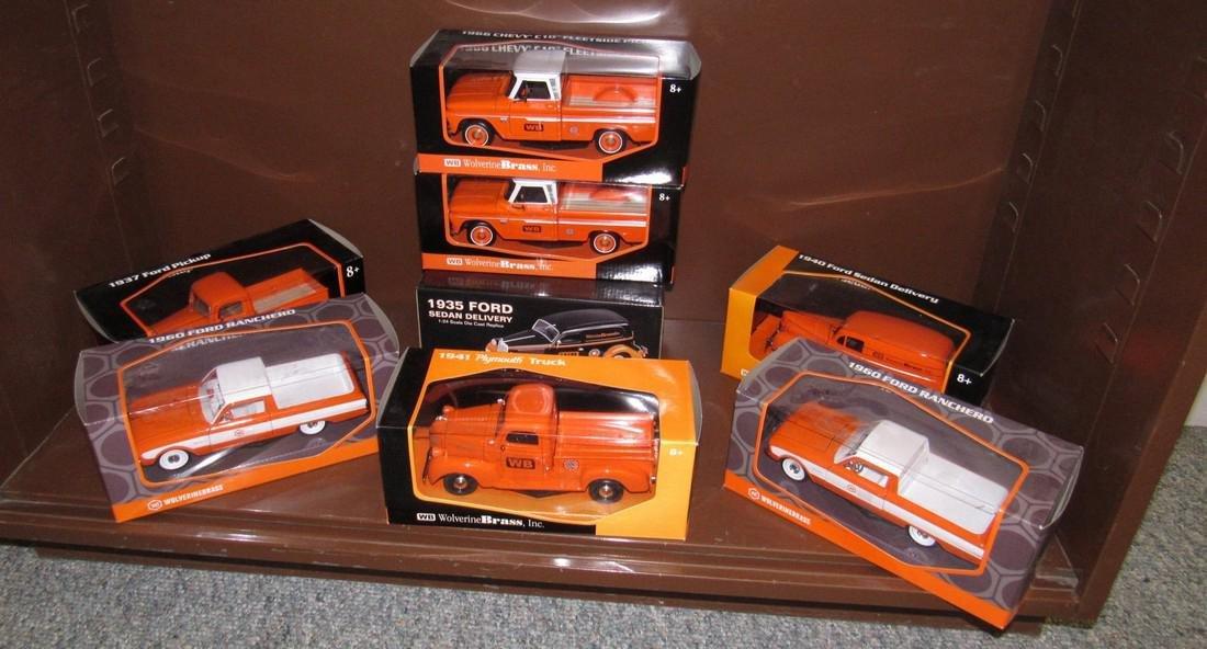 27 Wolverine Brass Ertl Diecast Toy Cars & Trucks - 7