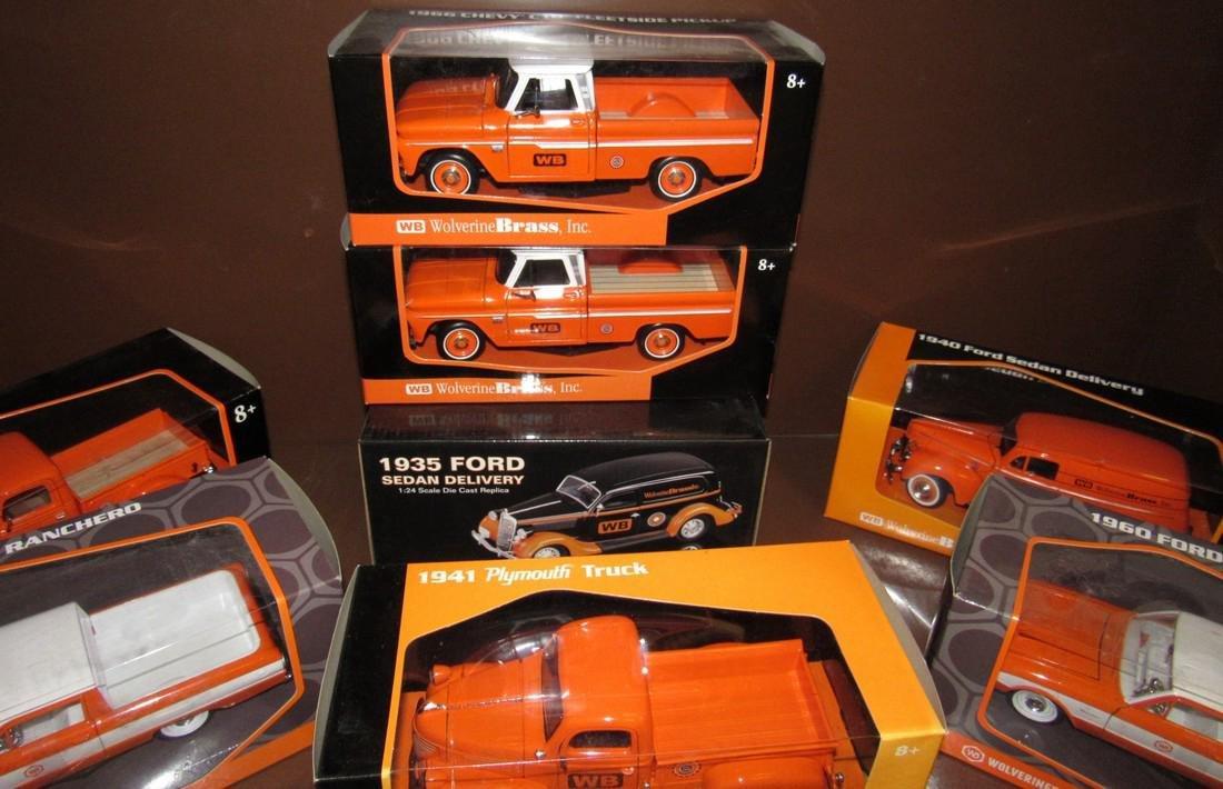 27 Wolverine Brass Ertl Diecast Toy Cars & Trucks - 8