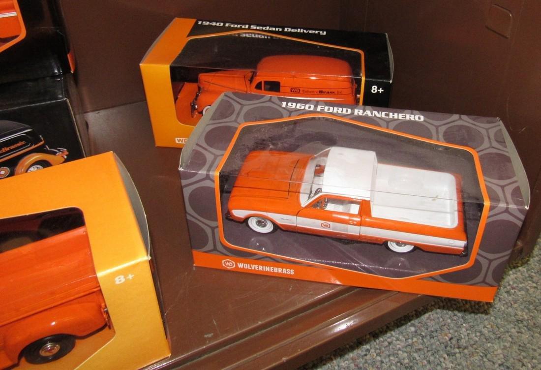 27 Wolverine Brass Ertl Diecast Toy Cars & Trucks - 9