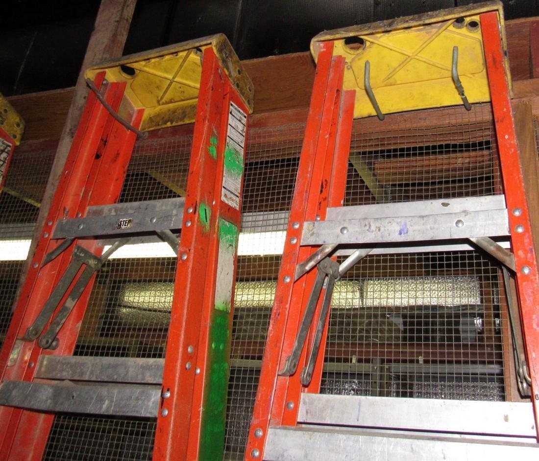 4' & 6' Step Ladders - 3
