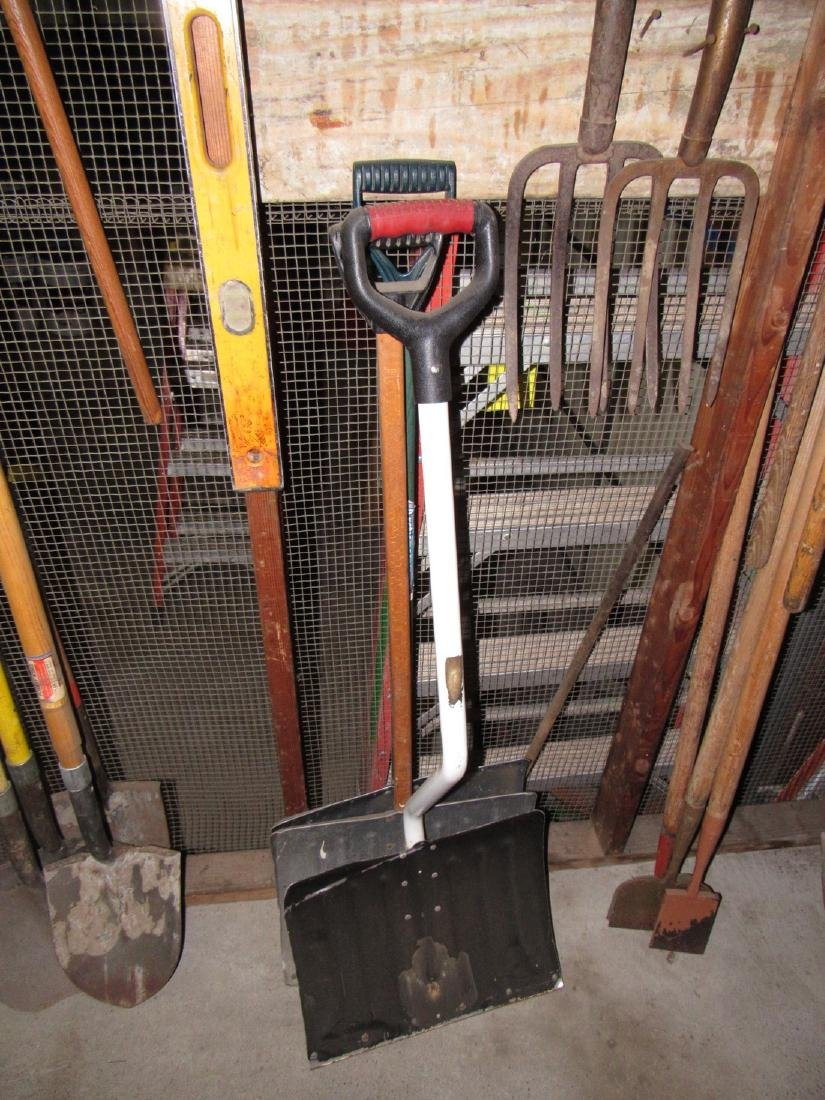 Hand Tools Shovels Axes Picks Pitch Forks - 6