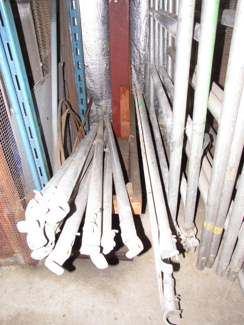 Aluminum Scaffolding & Cable - 2