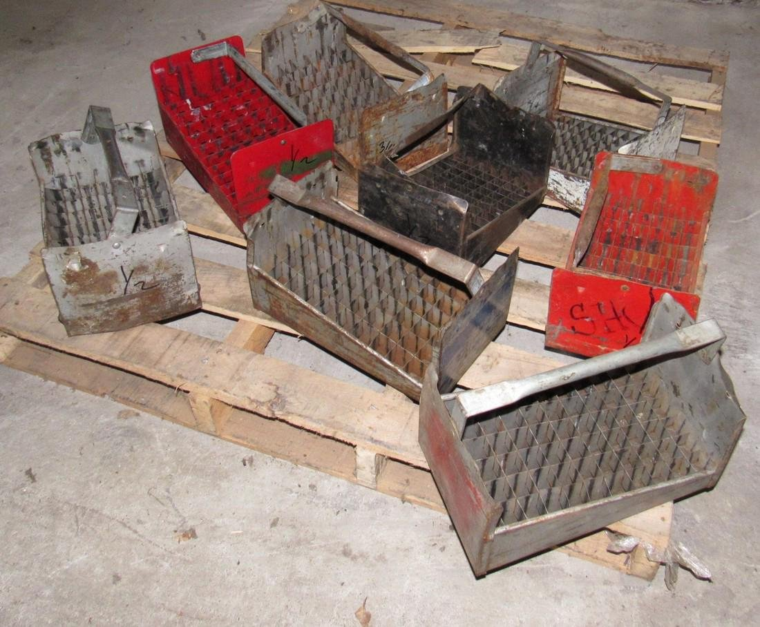 8 Pipe Fitting Carriers