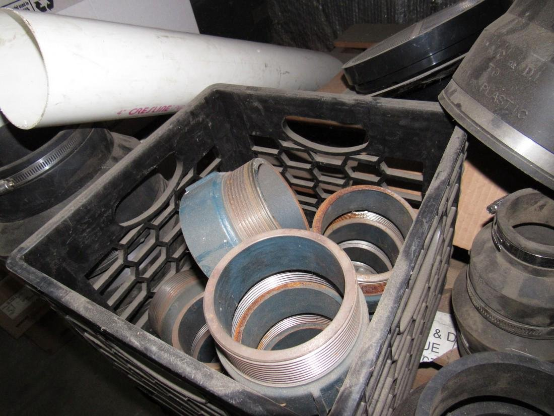 Rubber Ferncos Strainers Pipe Fittings - 6