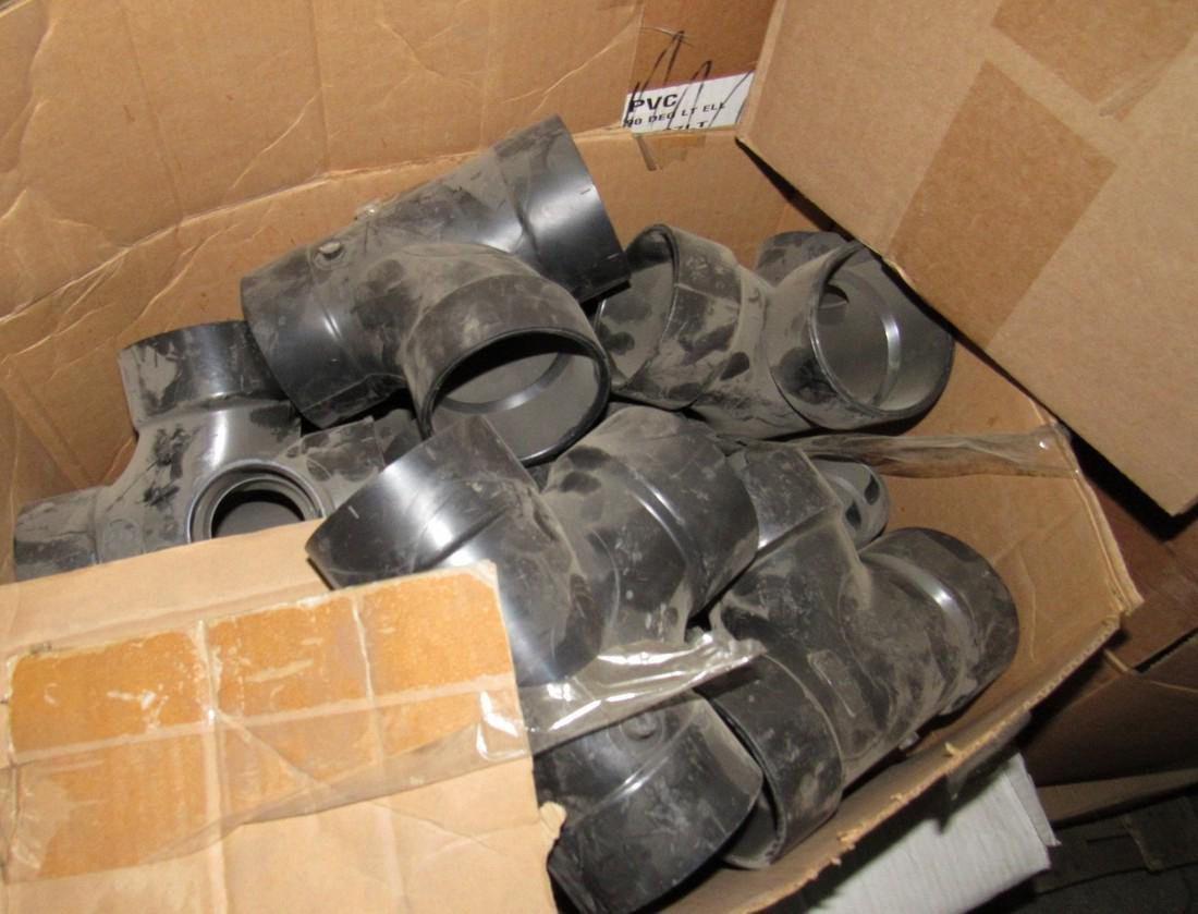 Pallet Contents Cleanout Adapters Heel Outs - 2