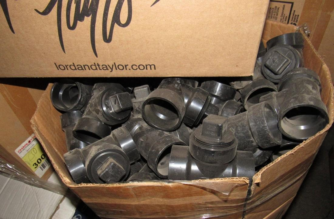 Pallet Contents Cleanout Adapters Heel Outs - 4