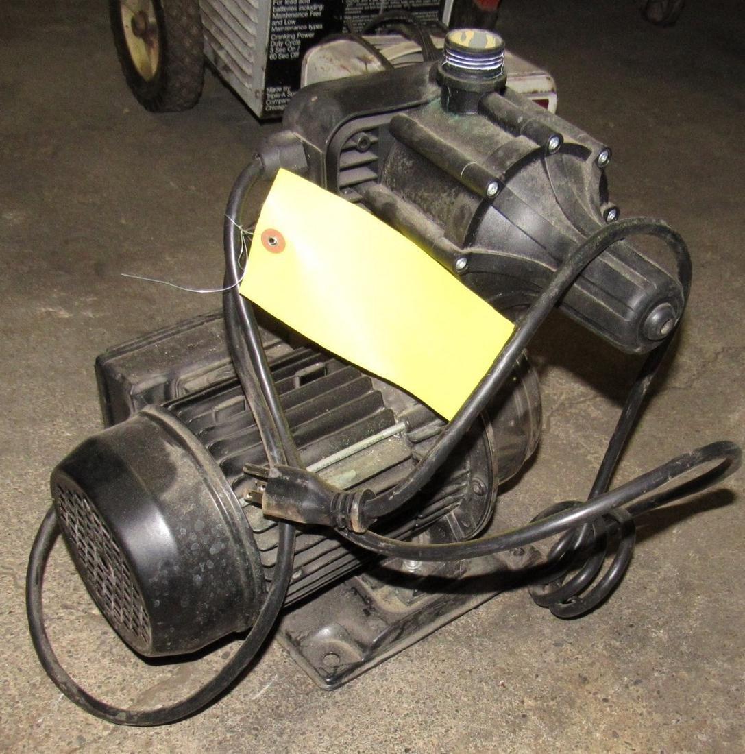 Simer Pump - 2
