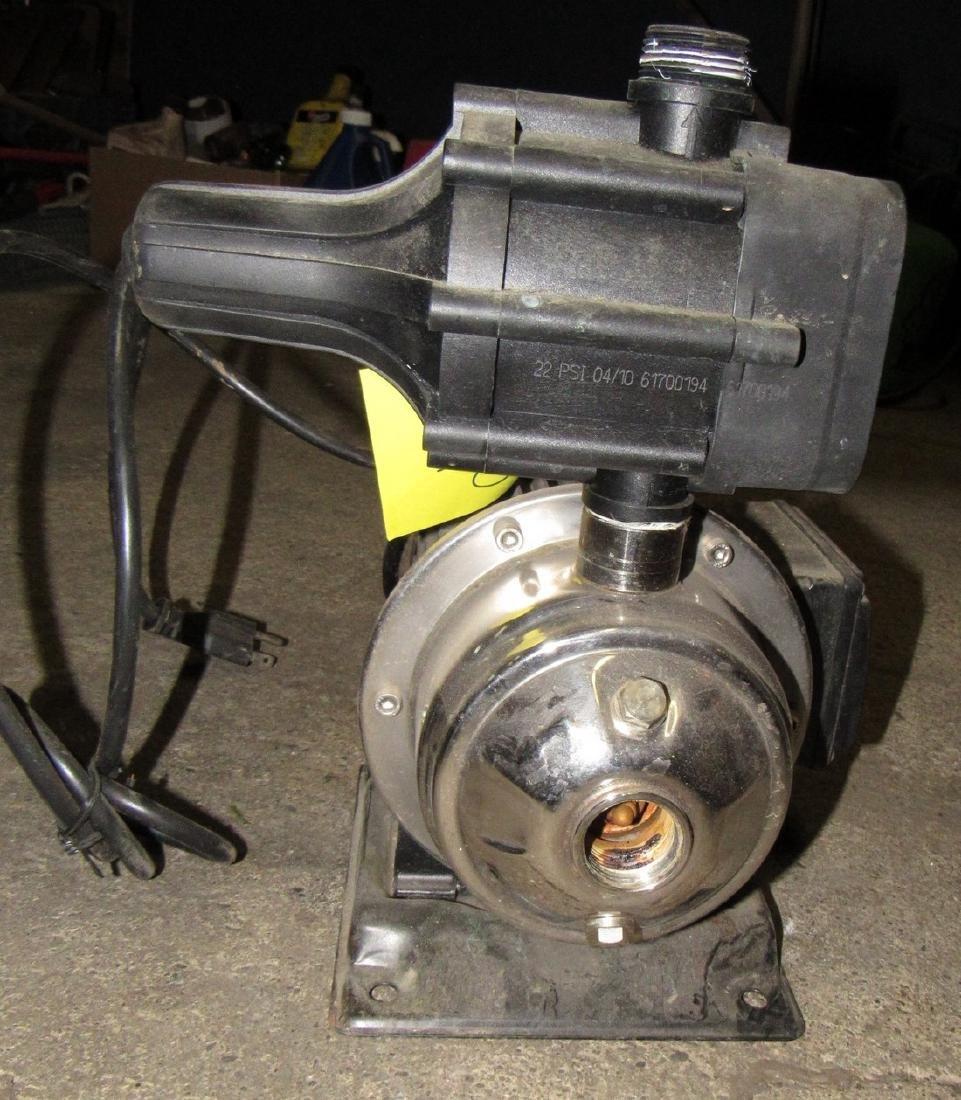 Simer Pump - 3