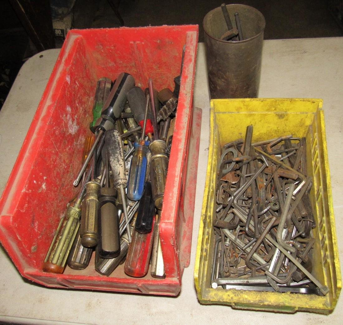 Allen Wrenches & Screwdrivers