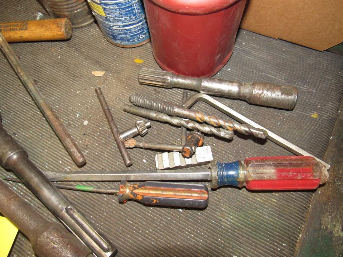 Concrete Core Drill Bits Punch Stir & Misc - 4