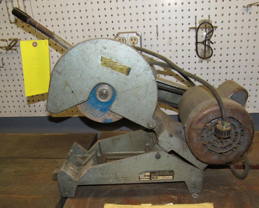 Navan Cut Off Saw