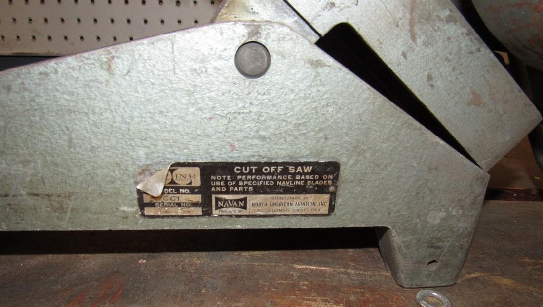 Navan Cut Off Saw - 2