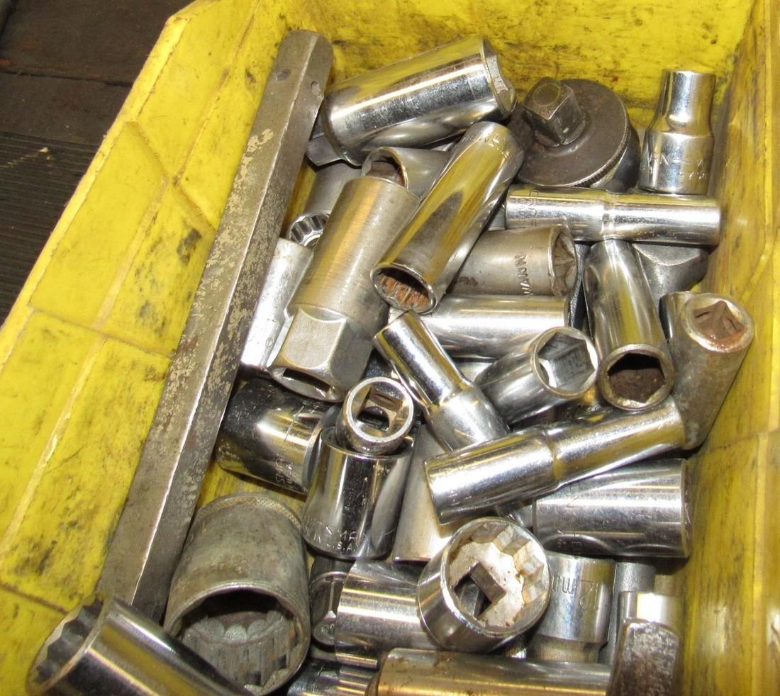 Sockets Rachets Tool Lot - 4