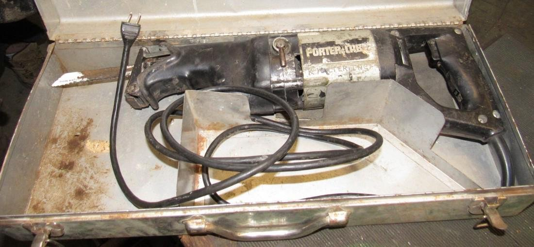 Porter Cable Reciprocating Saw