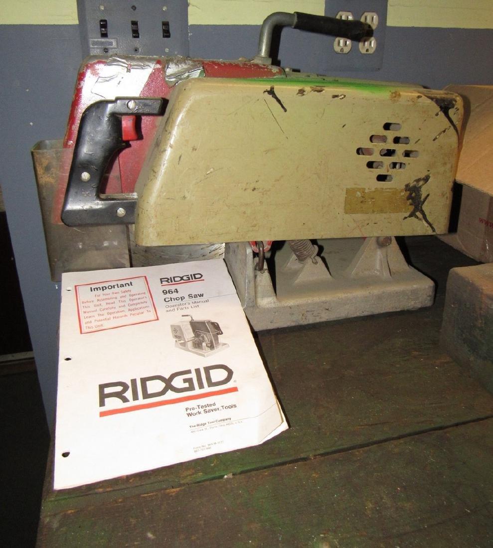 Rigid 964 Chop Saw