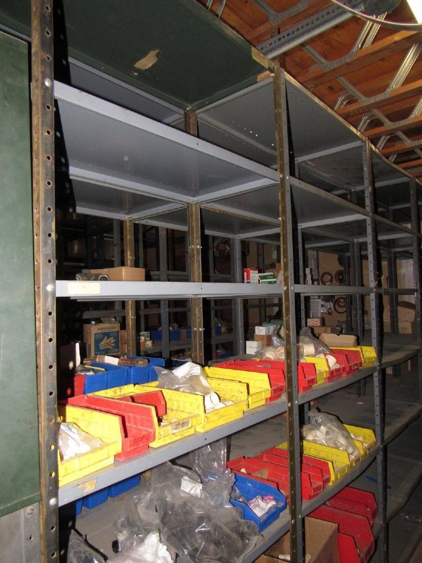 10 Metal Shelves - 2