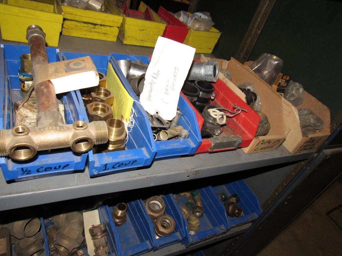 Brass Fittings Pressure Breaker Vacuum Assembly - 3