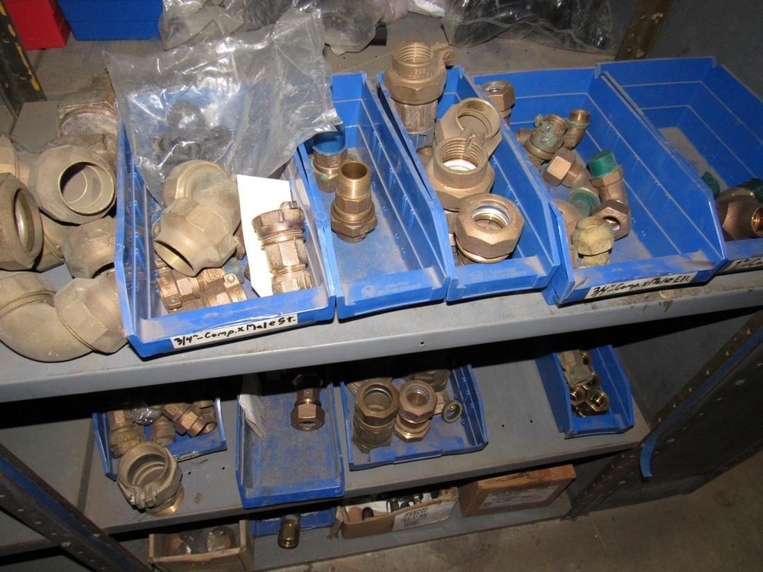 Brass Fittings Pressure Breaker Vacuum Assembly - 4