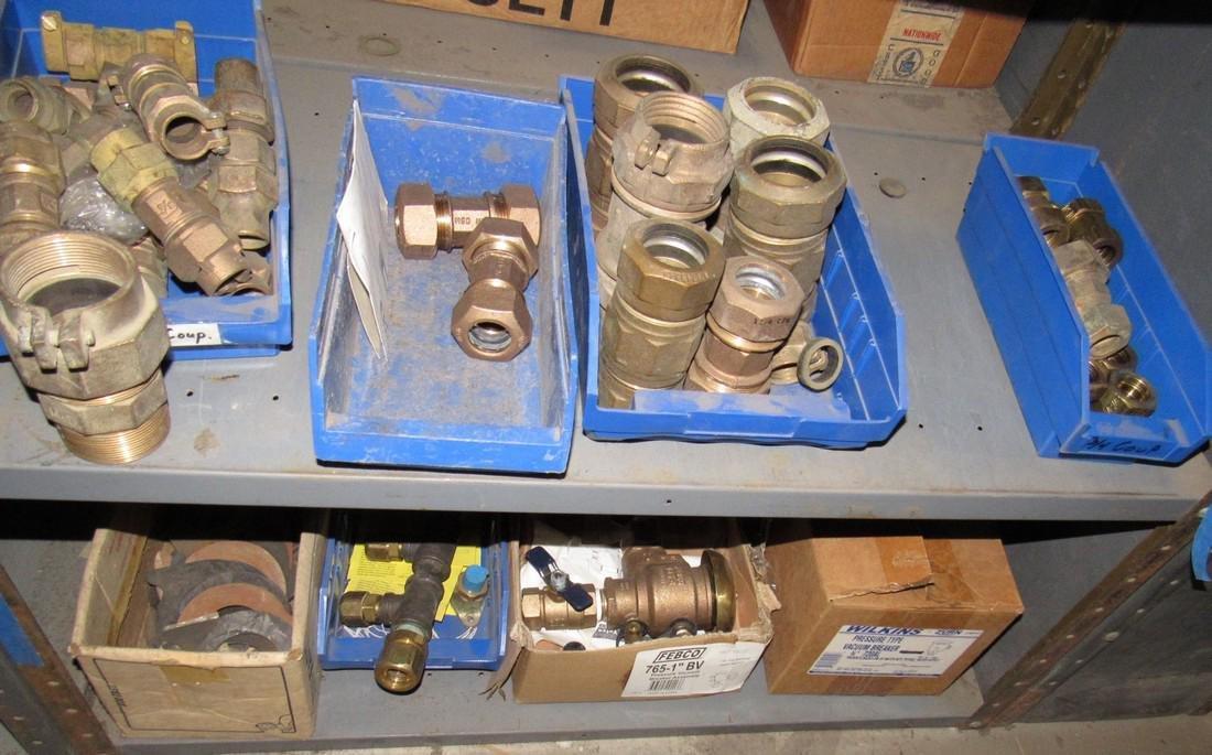 Brass Fittings Pressure Breaker Vacuum Assembly - 5