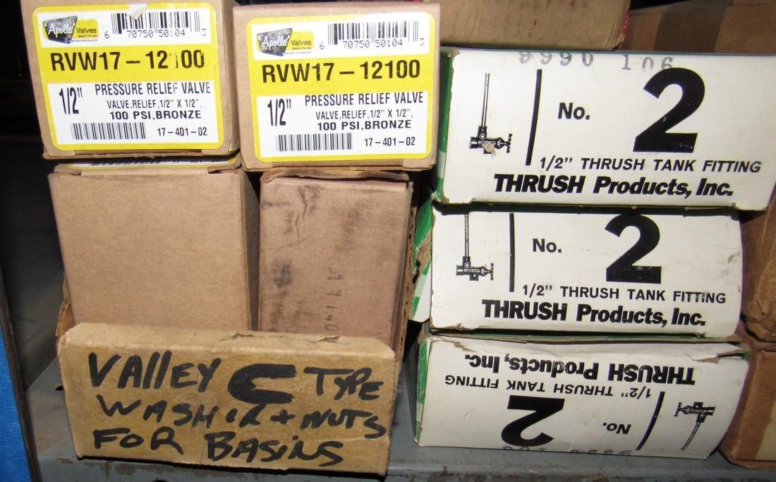 Thrush Fittings Danfoss Valves Dual Capacitor - 6