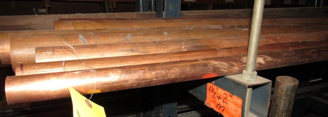 "M Copper 1 1/4"" - 3"" Pipe Tubing - 2"