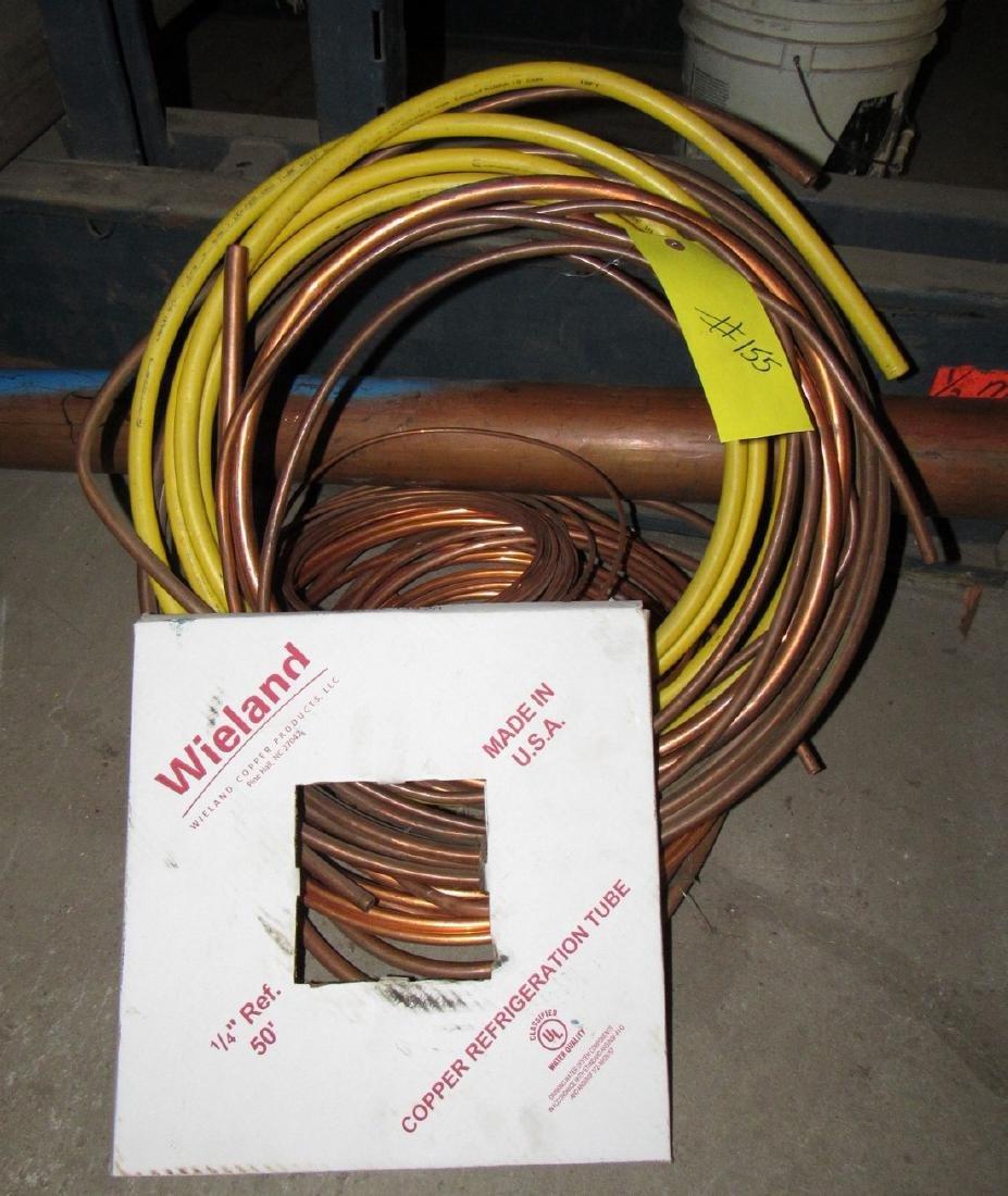 Copper Tubing Pipe
