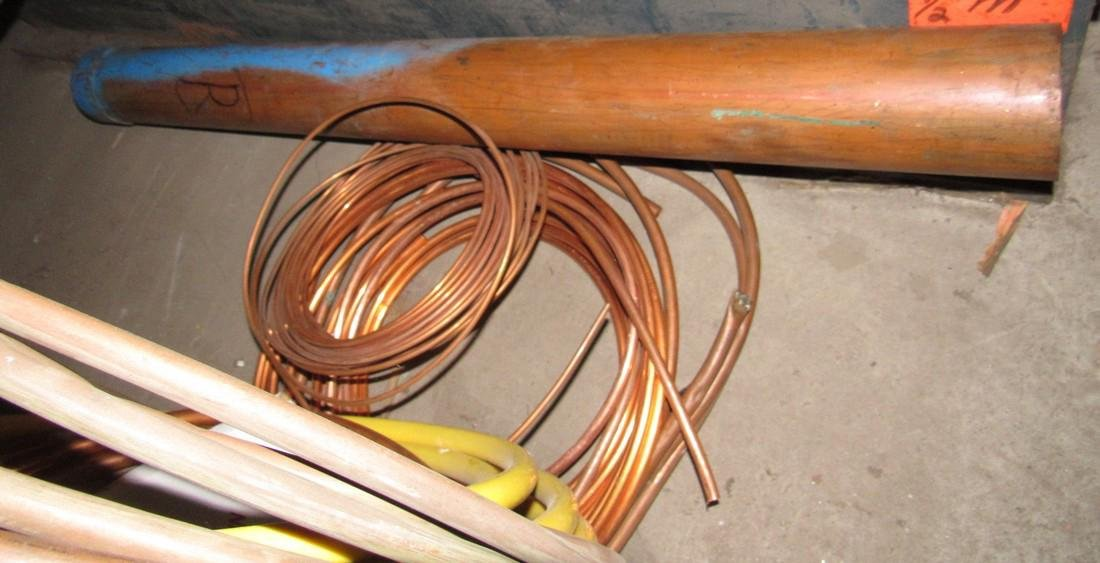 Copper Tubing Pipe - 3