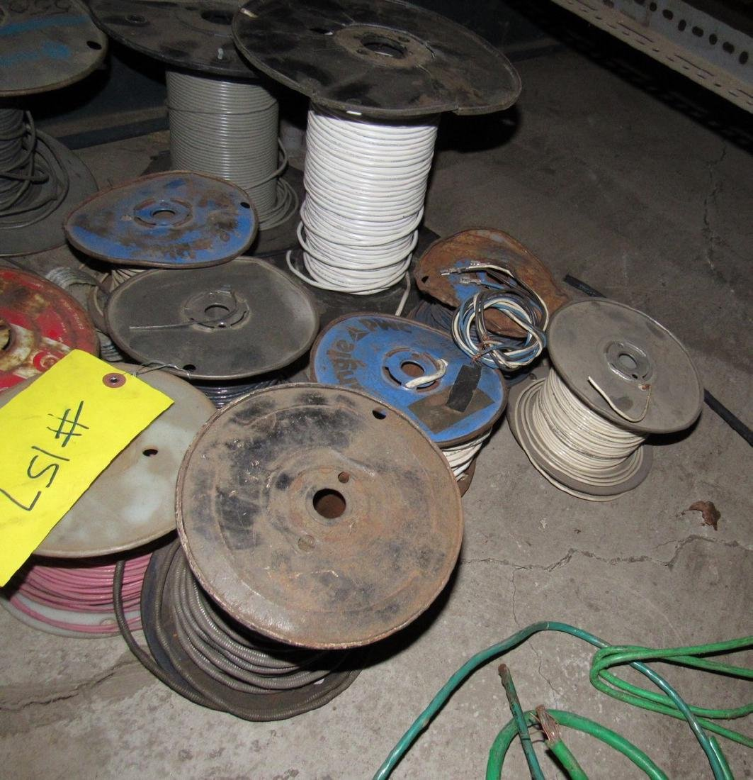 Spools of Electrical Wire - 4