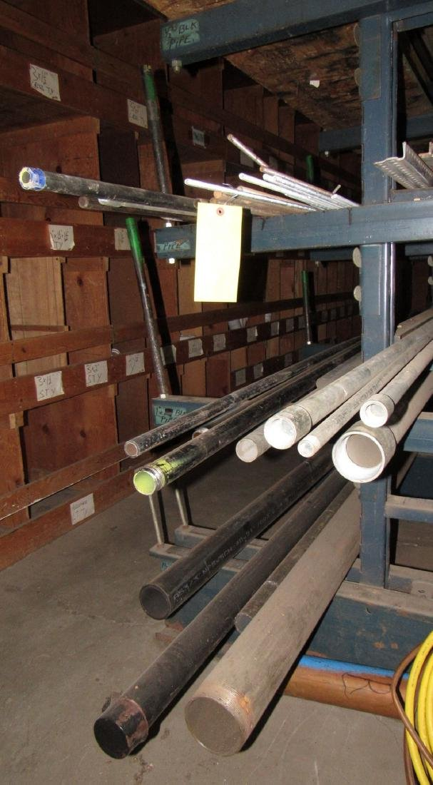 Steel Pipe Threaded Rod PVC Pipe