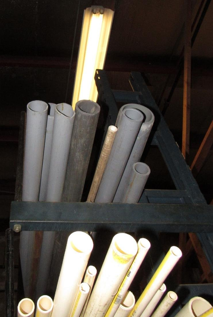 Steel Pipe Threaded Rod PVC Pipe - 4