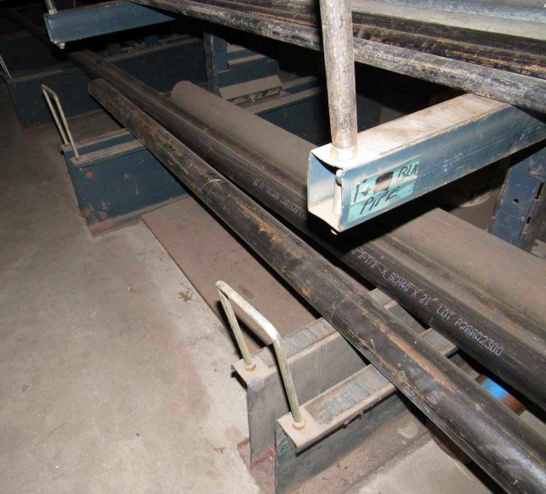 Steel Pipe Threaded Rod PVC Pipe - 5
