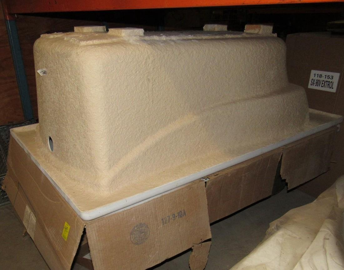 5'  x 3' Mariposa Soaking tubs - 2