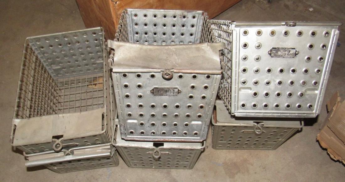 5 Locker Baskets