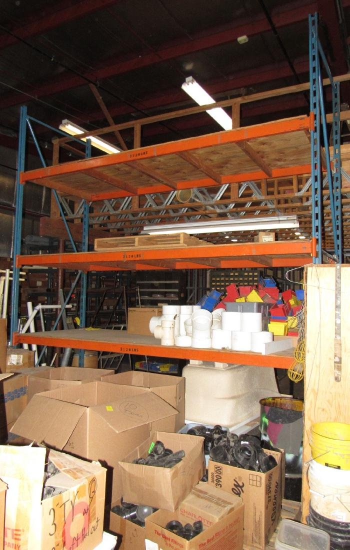 Pallet Racking Shelving Unit