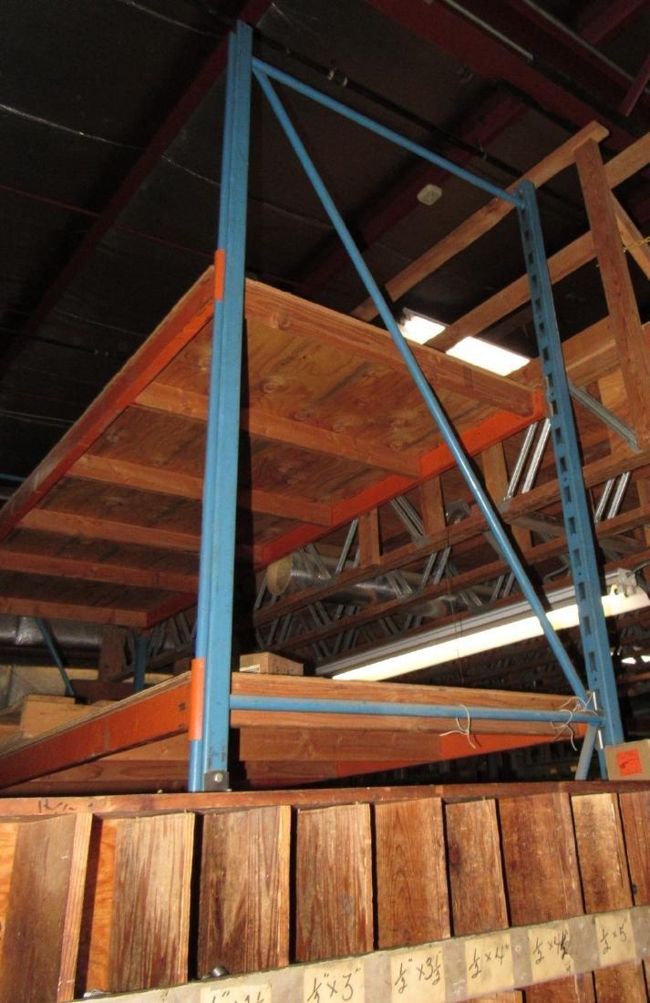 Pallet Racking Shelving Unit - 2