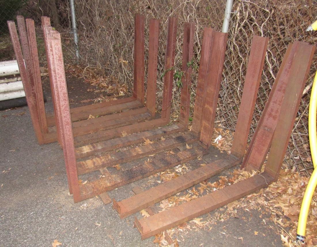 Pipe / Firewood Racks - 2
