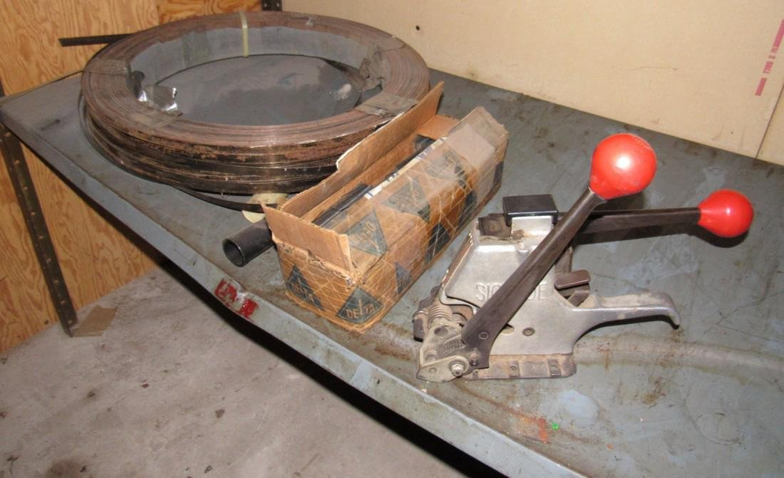 Signode Strapping Machine Banding & Clips