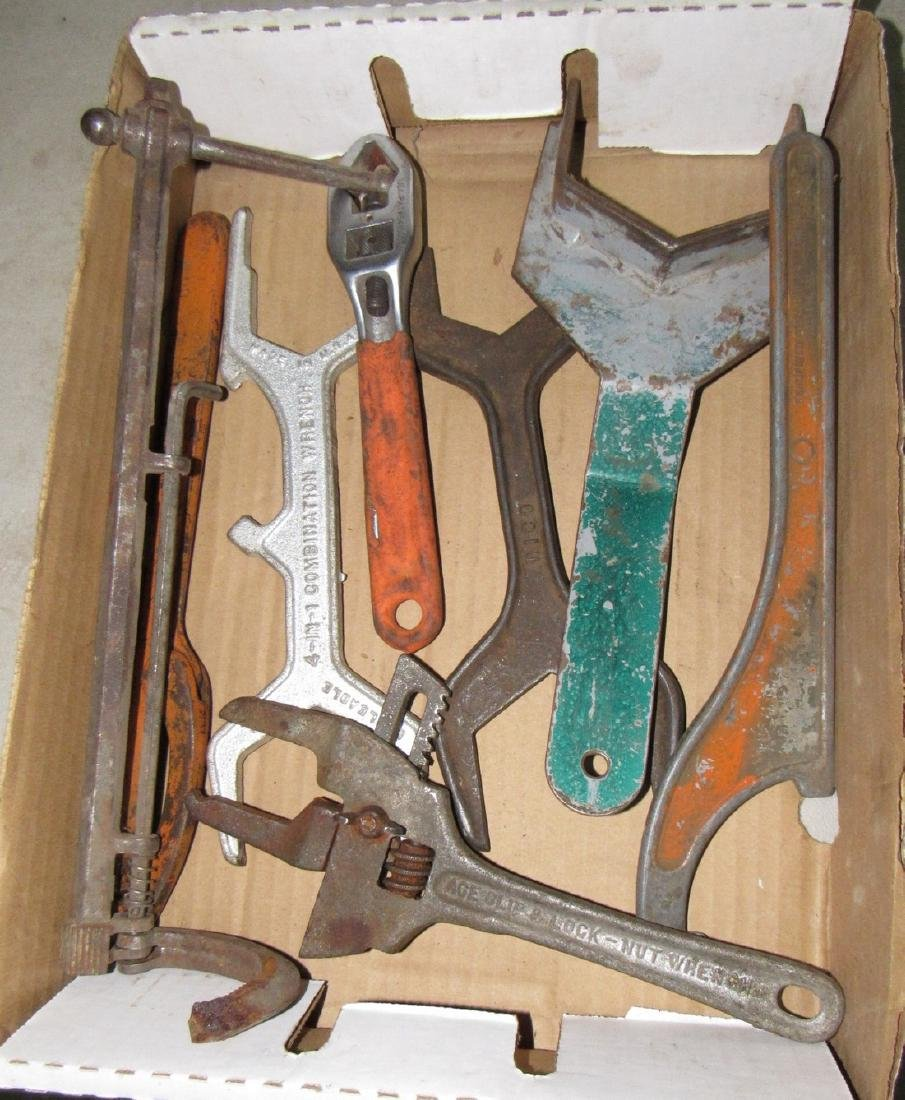 Spanner & Combination Wrenches