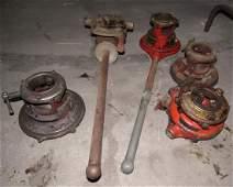 Rigid Pipe Threaders