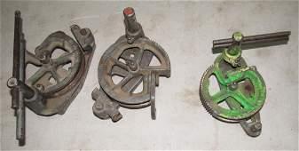 3 Tubing Conduit Benders