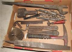 Spud Wrench Anvil Hardy Wood Drill Bits Wrenches