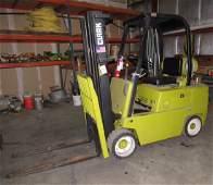 Clark C50055 LPG Forklift Fork Truck