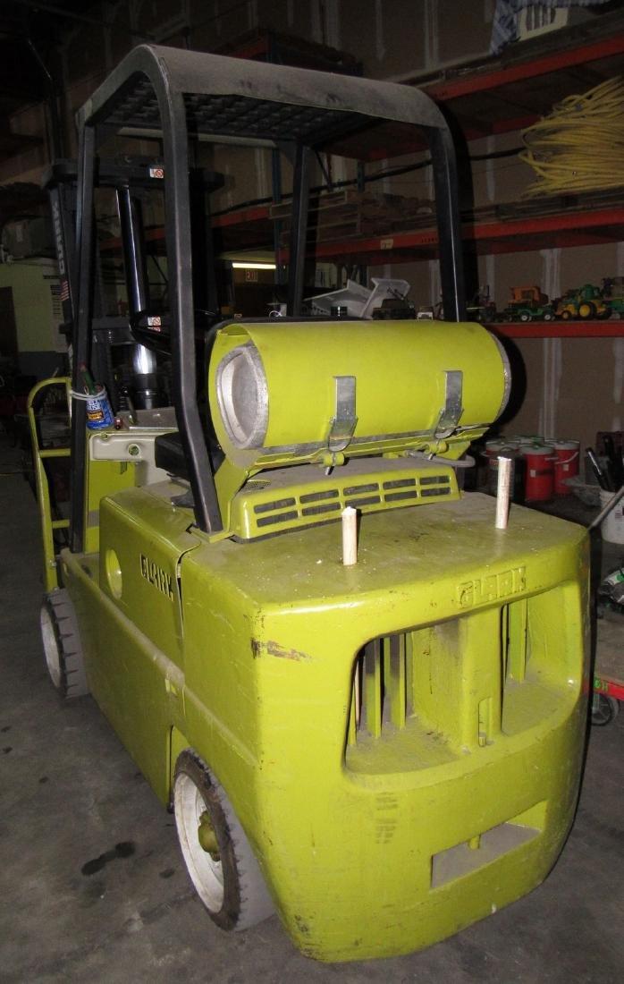 Clark C50055 LPG Forklift Fork Truck - 5