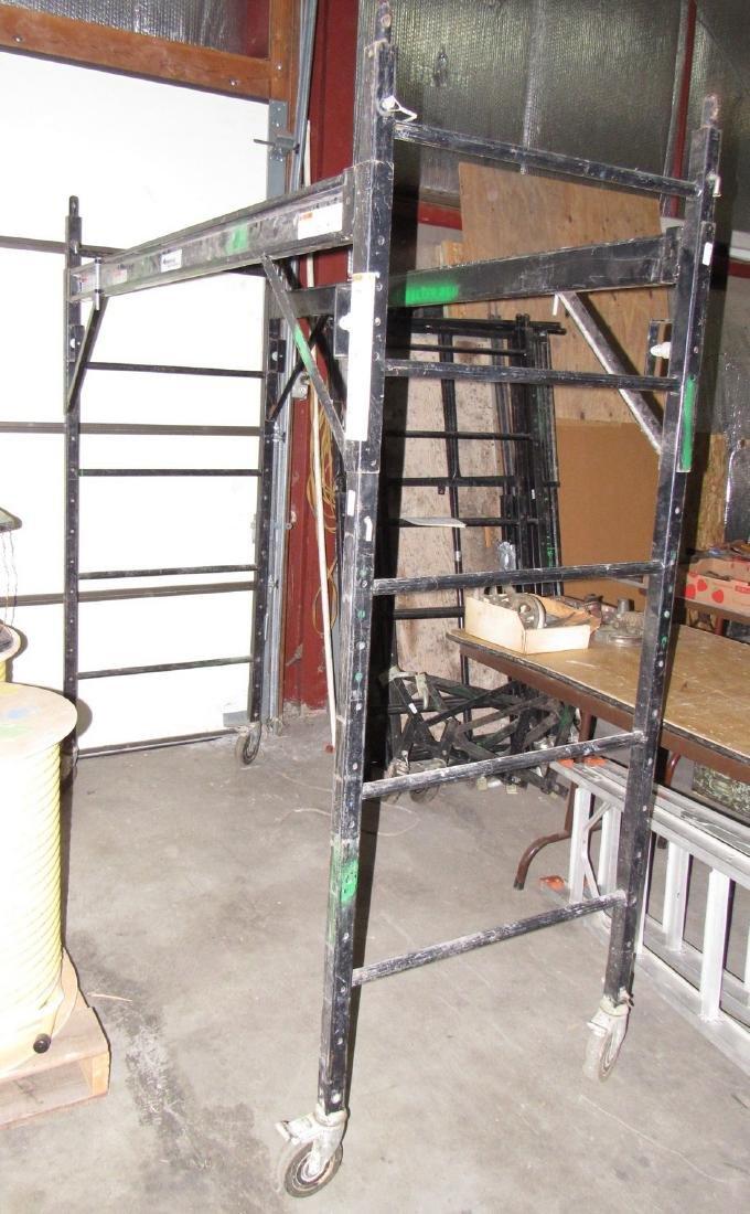 Baker Rolling Utility Scaffolding - 2