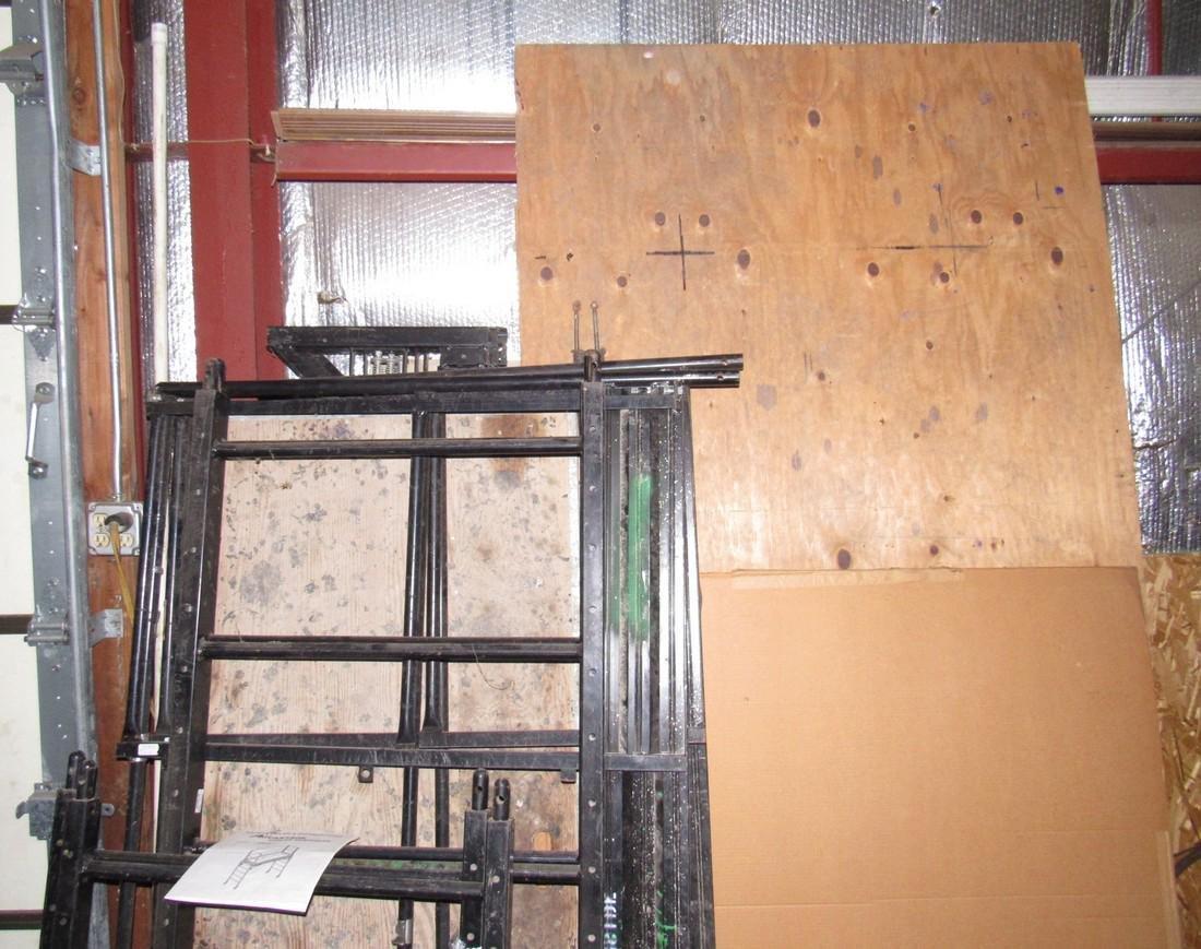 Baker Rolling Utility Scaffolding - 4