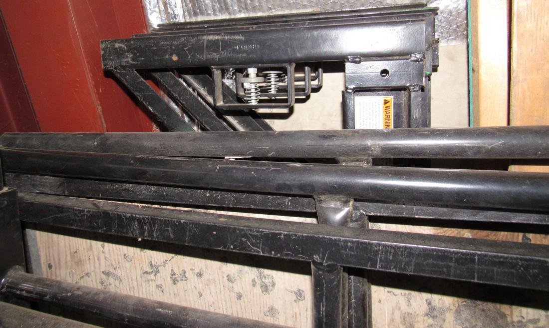 Baker Rolling Utility Scaffolding - 5