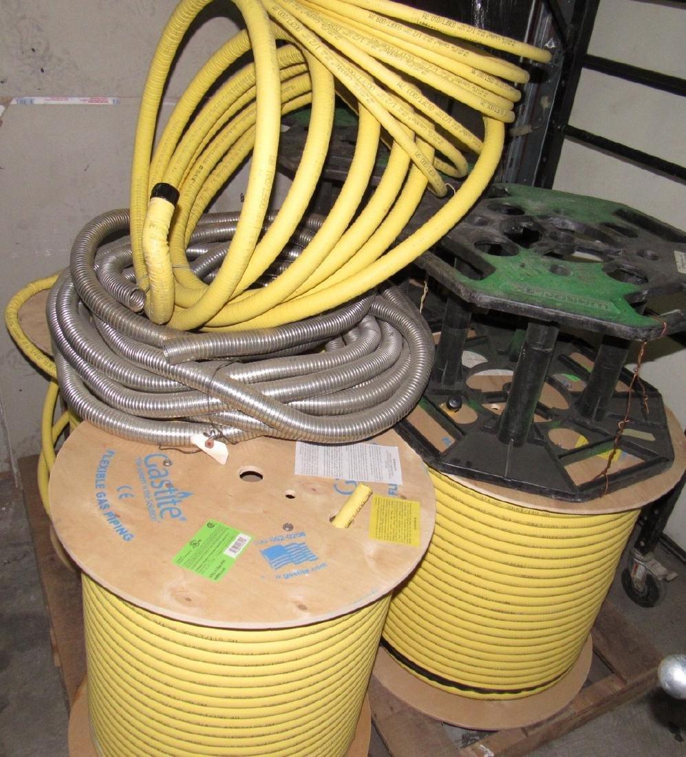 "4 Spools 3/4"" Gastite Flexible Gas Piping S93-1184 - 2"