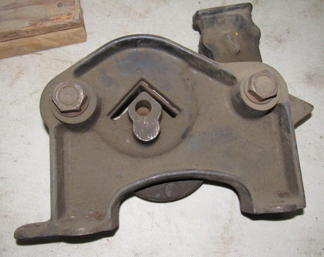 2 Angle Iron Cutters - 3